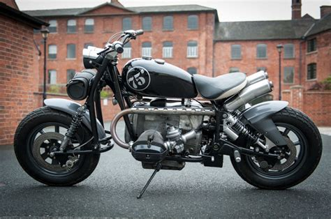 Bmw Bobber R100 Custom