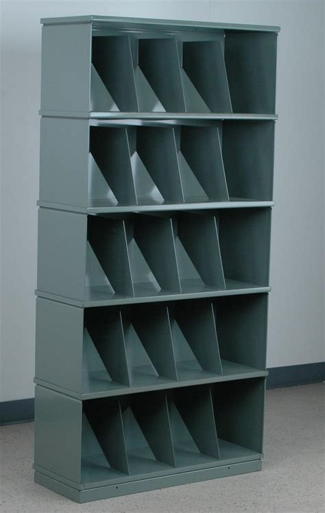 stackbin medical  shelf medical record storage unit