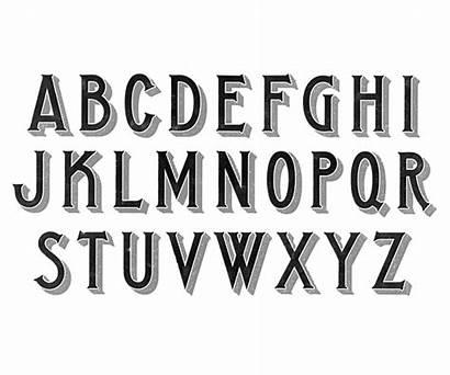 Alphabet Typography Lettering Jessica Font Hische Designspiration