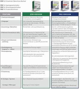 Steuern Für Auto Berechnen : 2 versionen einnahmen berschuss rechner u bilanzierer ~ Themetempest.com Abrechnung