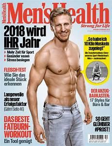 Men's Health Deutschland Magazine (Digital) - DiscountMags.com