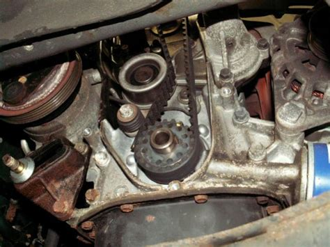 im replacing  timing belt hyundai forum