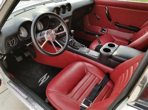 Datsun 240z Interior by Interior Shop