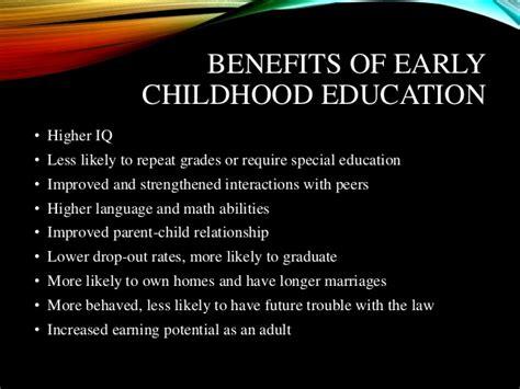 early childhood education 294   early childhood education 4 638
