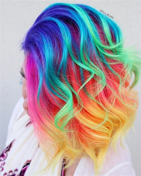 Pin By Rebecca On Mermaid Hair In 2019 Hair Hair Styles