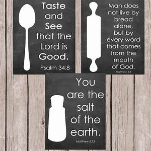best 25 psalm 34 ideas on pinterest scripture verses With kitchen cabinets lowes with bible quote wall art