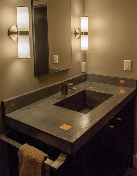The Ultlimate Man Cave Bath  Contemporary Bathroom