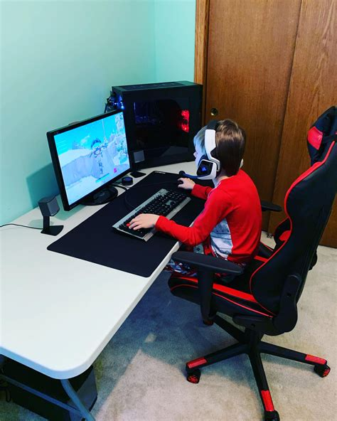 With buy now pay later option available and easy free returns. His very own station for Xmas & Bday! | Gaming room setup ...