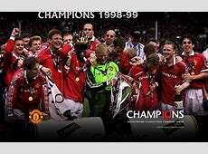 Champions 19 Manchester United Wallpaper