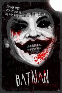Batman Alternative Movie Poster. on Behance