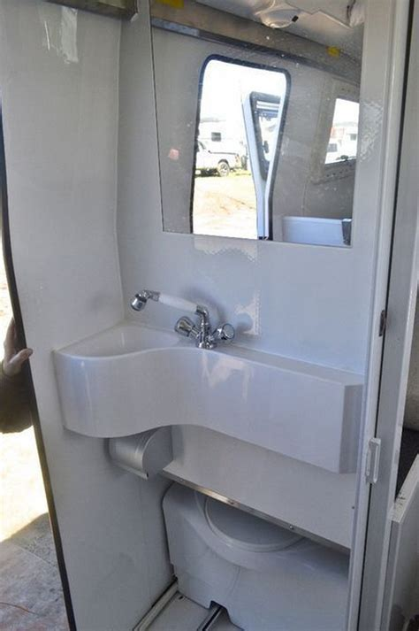 Tiny Conversion RV Sink For Bathroom Or Kitchen (21
