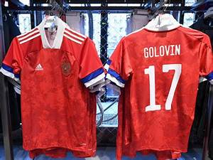 Euro 2020 Qualifiers: Russia set to wear old kits against ...