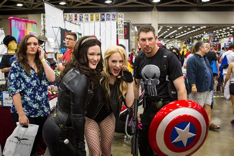dallas fan expo 2018 dallasfanexpo 116 fort worth weekly