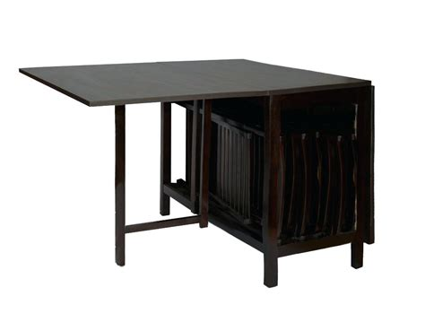 folding table with chairs inside folding table with chair storage inside folding table