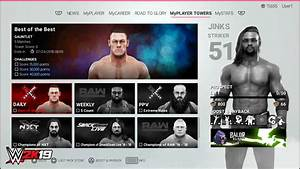 WWE 2K19 Introduces New Towers Feature Operation Sports