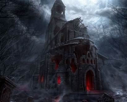 Horror Wallpapers Desktop Scary Gothic Halloween Backgrounds