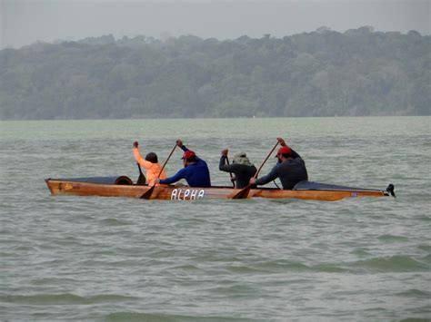 Calories Burned Dragon Boat Paddling by Paddling Adapter Plays Key Role In Ocean To Ocean Success