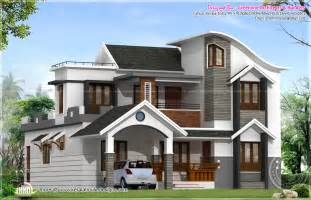 modern architecture floor plans modern house architecture in kerala kerala home design and floor plans