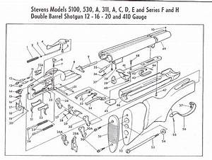 Savage Stevens 311 Parts List Needed