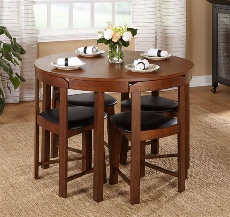 modern pc dining table set kitchen dinette chairs