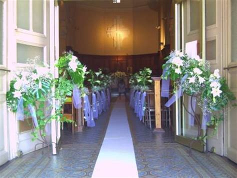 deco eglise pour mariage fleuriste marseille d 233 coration 233 glise pour mariage