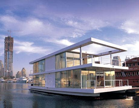 Unique Houseboat by Mighty Lists 13 Unique Houseboats
