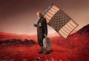 Buzz Aldrin Launches 'Mission to Mars' Fashion Line with ...