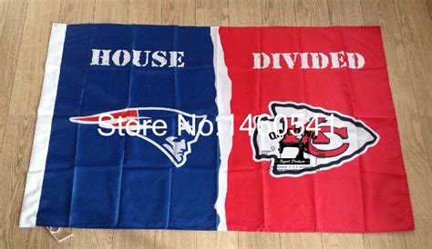 new patriots kansas city chiefs house divided flag