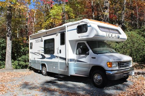 Fleetwood Tioga 23e RVs for sale