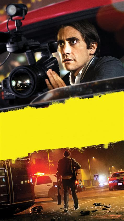 Nightcrawler (2014) Phone Wallpaper | Moviemania