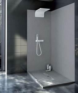 Duschtür 80 Cm : duschr ckwand ohne fugen 240x80 cm aus 7 mm mineralguss ~ Orissabook.com Haus und Dekorationen