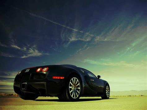Black Bugatti Veyron Super Fast Luxury Car Hd Desktop