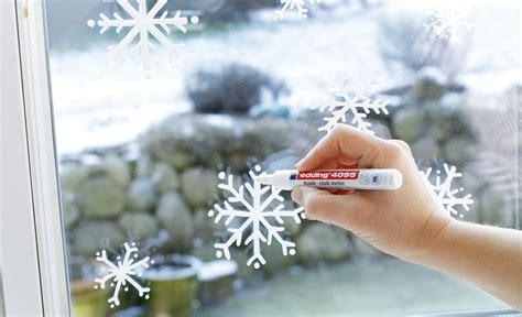 Weihnachtsdeko Fenster Malen by Advent Fensterdeko Basteln Winterdeko Basteln