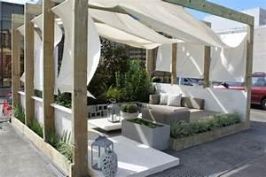 die besten 25 markise balkon ideen auf pinterest With markise balkon mit tapete jette 2