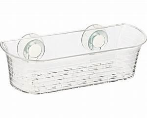 Vergrößerungsspiegel Mit Saugnäpfen : geco duschkorb mit saugn pfen bei hornbach kaufen ~ Eleganceandgraceweddings.com Haus und Dekorationen