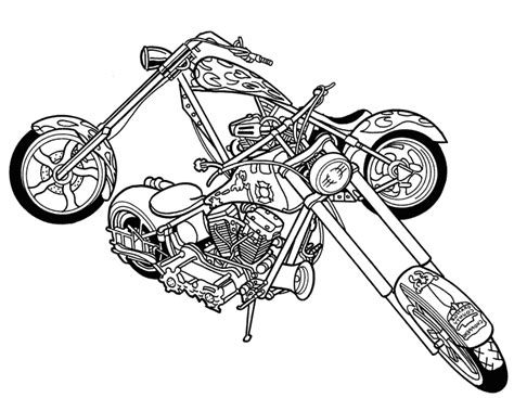 Free Motorcycle Cowboy Cliparts, Download Free Clip Art