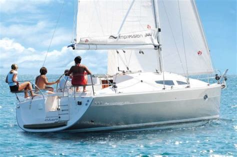 Elan Impression 344 Sailboat Specifications And Details On