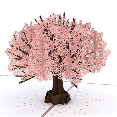 10 best cards cherry blossom 10 the best 3d pop up s day greeting cards 2018 for