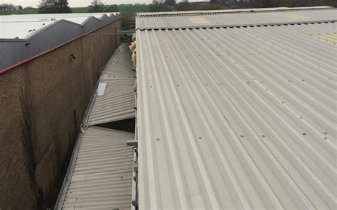 industrial roofing cladding emergency callouts repairs