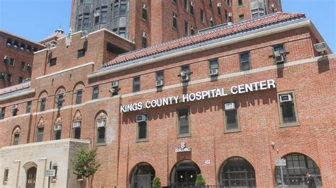 kings county hospital center energy efficiency upgrades