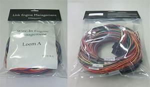 Link G4    G4  Wiring Loom A - 2 5 Metre