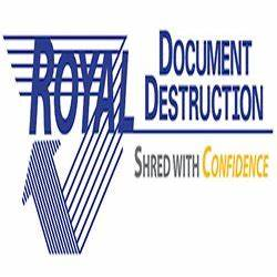 Royal document destruction recycling center 10877 for Document shredding cincinnati ohio