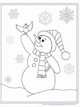 Snowman Coloring Cheerful Pages Christmas Happy Cards Lovemybighappyfamily Sheets Preschool Kid Books Craft Paint sketch template