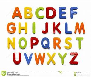 magnet alphabet stock photo image 43787735 With magnetic letter printables