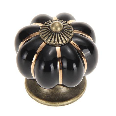 day delivery vintage pumpkin cabinet knobs