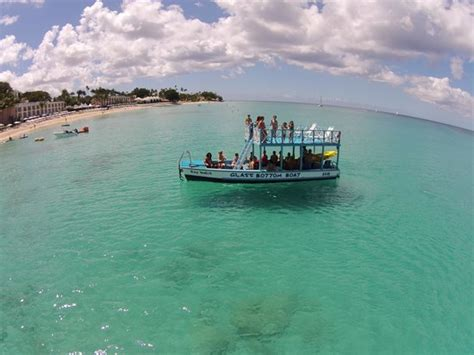 Glass Bottom Boat Tours Barbados by Great Tour With Glass Bottom Boat Team Baywatch