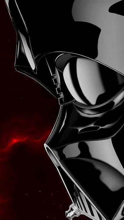 Wars Iphone Vader Star Darth Wallpapers Illustration