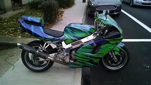 Ninja Zx 11 1998 Cadillac