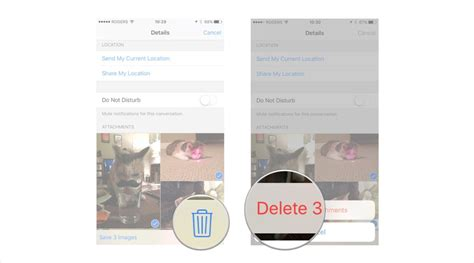 how to delete saved messages on iphone how to delete imessages on iphone and imore