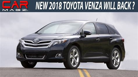 toyota venza review price  release date youtube